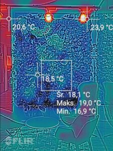 Regulacja temperatury przez rosliny
